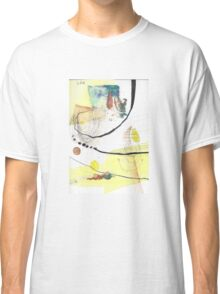 Summer Beach Abstract Cute Chill Painting Classic T-Shirt