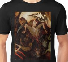 Monster by Pieter Bruegel Unisex T-Shirt