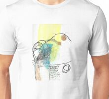 Waterfall Cute Cool Abstract Chill Relaxing Art Unisex T-Shirt