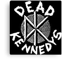 DEAD KENNEDYS Canvas Print