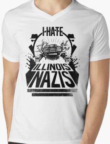 Jake and Elwood hate Illinois Nazis Mens V-Neck T-Shirt
