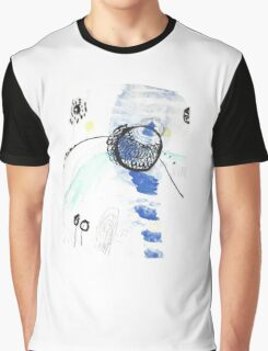 Planets Space Abstract Universe Cute Cool Chill Relaxing Art Graphic T-Shirt