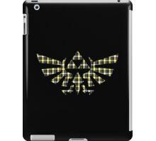 Zelda - Plaid Royal Crest iPad Case/Skin