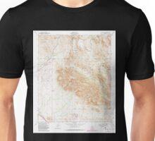 USGS TOPO Map Arizona AZ Goldfield 311508 1956 24000 Unisex T-Shirt