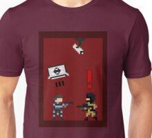 Metal Gear Solid 8-Bit Unisex T-Shirt