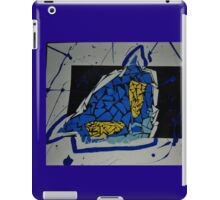 Collaging Characters iPad Case/Skin