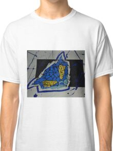 Collaging Characters Classic T-Shirt
