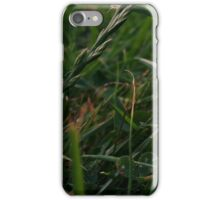 Green Fields iPhone Case/Skin