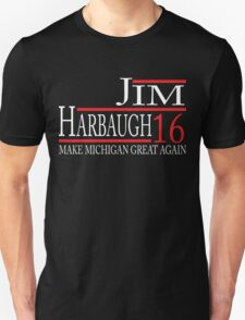 Jim Harbaugh 2016 Unisex T-Shirt