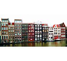 tiny amsterdam Photographic Print
