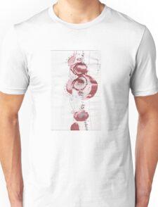 Cool Flowers Design Pattern Cute Simple Unisex T-Shirt