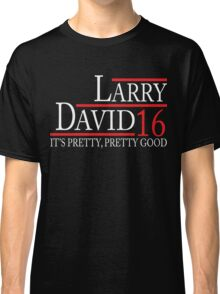 Larry David 2016 Classic T-Shirt