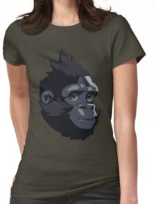 Baby Winston Womens Fitted T-Shirt