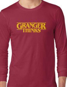 Granger Thinks! Long Sleeve T-Shirt