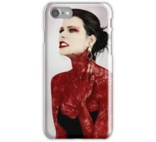RGB - Red iPhone Case/Skin
