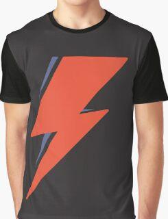 David Bowie Aladdin Sane Retro Graphic T-Shirt