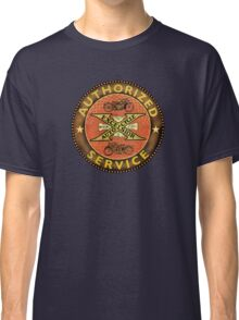 Excelsior Vintage Motorcycles Classic T-Shirt