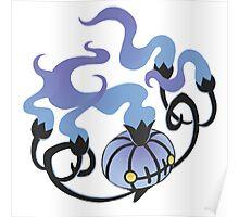 Pokemon - Chandelure Poster