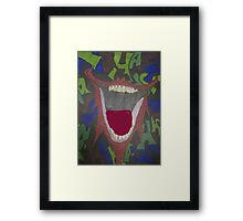 Comical Comics Framed Print