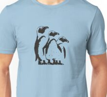 John McVie - Three Penguins Unisex T-Shirt