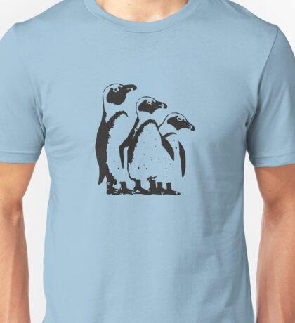 John McVie - Three Penguins Unisex T-Shirt