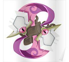 Pokemon - Doublade Poster