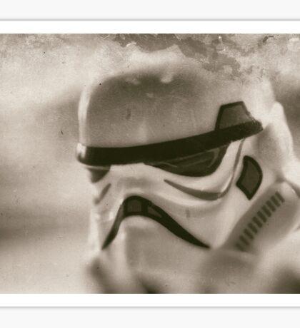 Lego storm trooper vintage Sticker