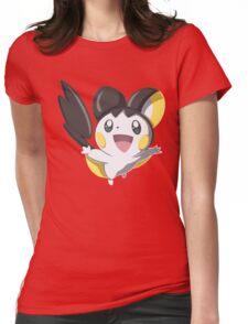 Pokemon - Emolga Womens Fitted T-Shirt