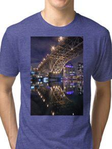 The Granville Street Bridge Tri-blend T-Shirt