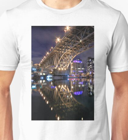 The Granville Street Bridge Unisex T-Shirt