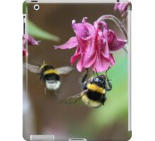 Busy little bees iPad Case/Skin