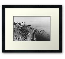 Point Vincent Lighthouse - California  Framed Print
