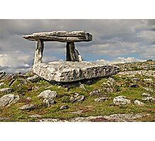 Neolithic Teleport Photographic Print