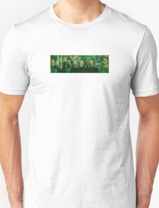 ALTERED MINDS BANNER Unisex T-Shirt