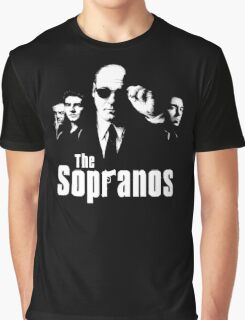 The Sopranos Graphic T-Shirt