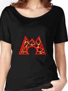 Team Magma Logo (Pokemon) Women's Relaxed Fit T-Shirt