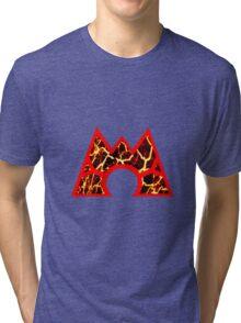 Team Magma Logo (Pokemon) Tri-blend T-Shirt
