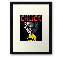 Chuck Framed Print