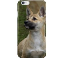 Puppy Portrait iPhone Case/Skin