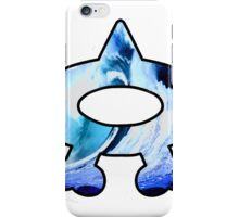 Team Aqua Logo (Pokemon) iPhone Case/Skin