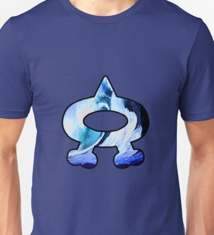 Team Aqua Logo (Pokemon) Unisex T-Shirt