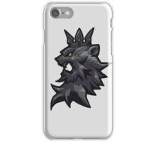 Reinhardt Emblem iPhone Case/Skin