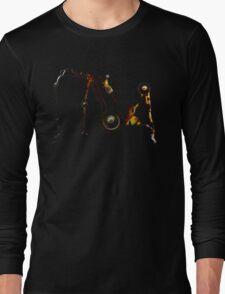 the modern woman Long Sleeve T-Shirt