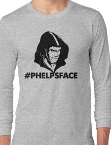 Phelps Face Long Sleeve T-Shirt