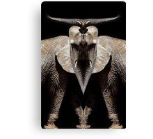elephant god Canvas Print