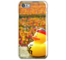 Tulip Ducky iPhone Case/Skin