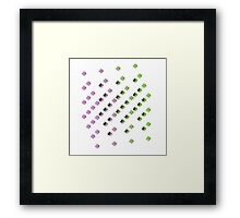 x squared Framed Print