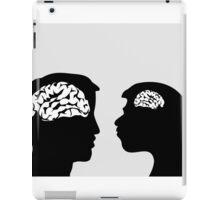 Evolution of the person2 iPad Case/Skin