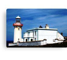 Arranmore Lighthouse Canvas Print