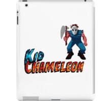 Kid Chameleon - SEGA Genesis Title Screen iPad Case/Skin